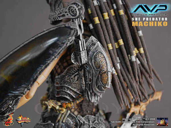 Alien Vs Prédator Hot Toys Ht-avp25