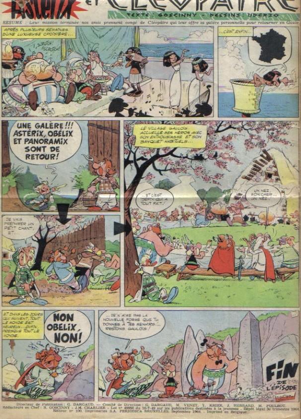 Pubs avec Asterix M10