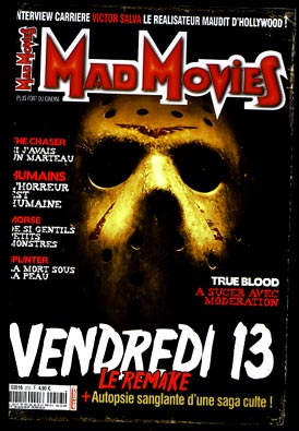 "magazine ""Mad Movies"" M201610"