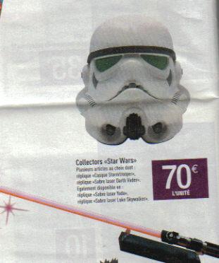 Toutes les nouveautées Star Wars P110