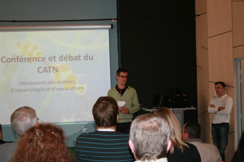Conférence Aquariophile – Débat  Courchelettes  Img_6828