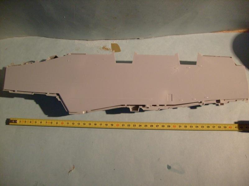 [KITECH] Porte-avions CHARLES DE GAULLE 1/600ème Réf 08M-059 S7301247