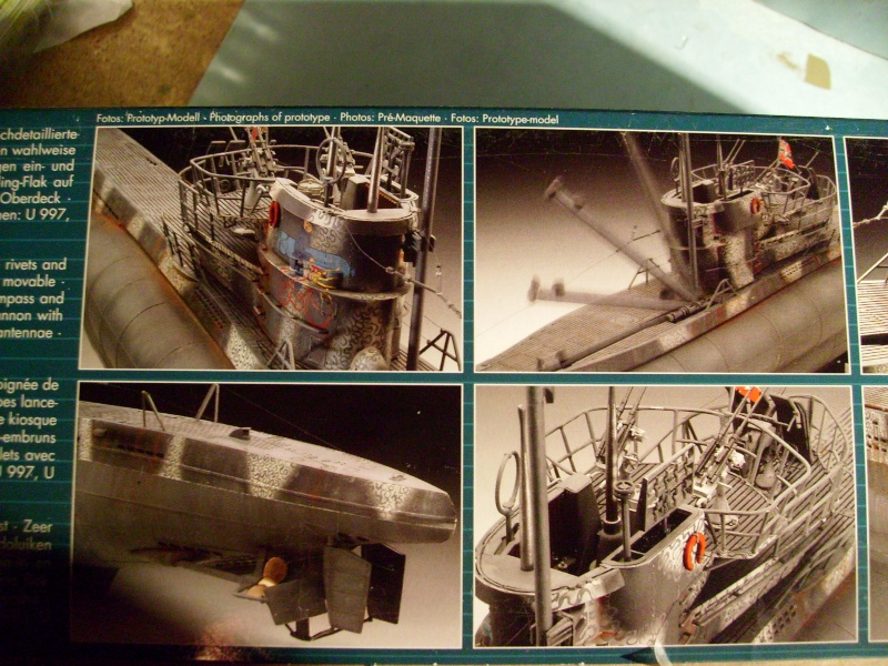 [Revell] Deutsche U-Boot / German Submarine VII C / 41 Atlantic version S7301877