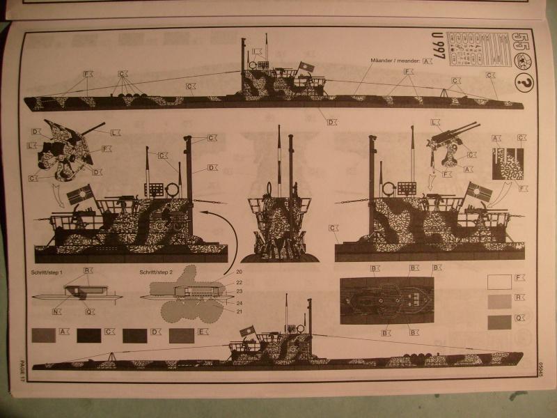Les gros 72 eme marin de chez Revell S7301887