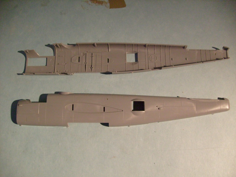 Comparatif NORTH AMERICAN B 25 MITCHELL 1/72ème S7302263
