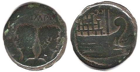 Dupondius et as de vienne [WM n° 1299] As_vie10