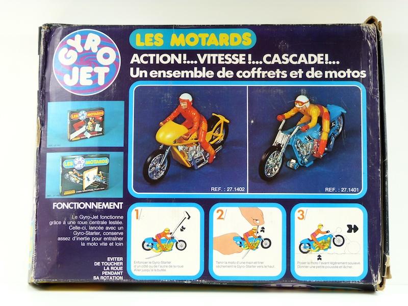 Cascadeurs Giro Jet et  Kenner SSP racers Gyroje25