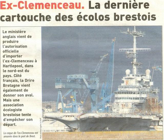 Démantèlement du Clemenceau et Colbert... - Page 3 Ex10