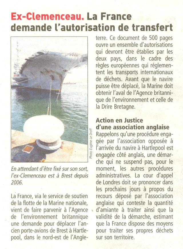 CLEMENCEAU (P.A) - TOME 2 - Page 6 Numari19
