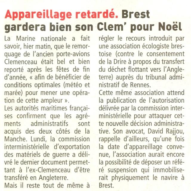 Démantèlement du Clemenceau et Colbert... - Page 4 Numari51