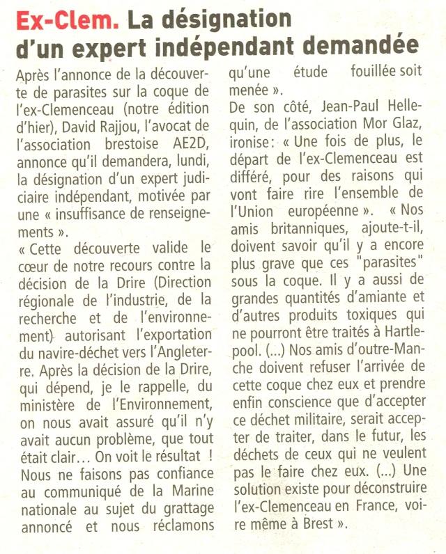 Démantèlement du Clemenceau et Colbert... - Page 4 Numari56