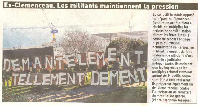 Démantèlement du Clemenceau et Colbert... - Page 5 Numari57