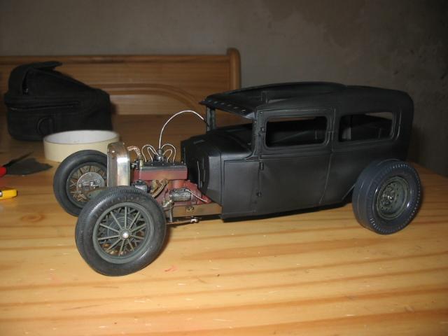 FORD Sedan nostalgia 1931... TERMINé Img_6218