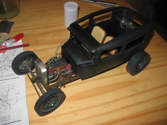 FORD Sedan nostalgia 1931... TERMINé Img_6221