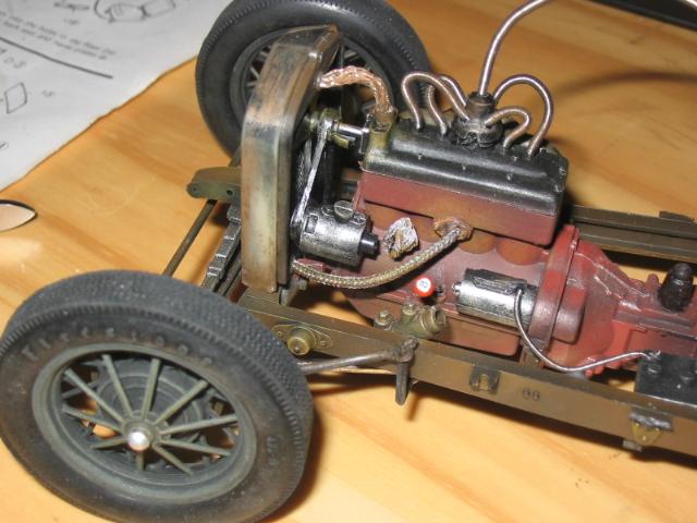 FORD Sedan nostalgia 1931... TERMINé Img_6225