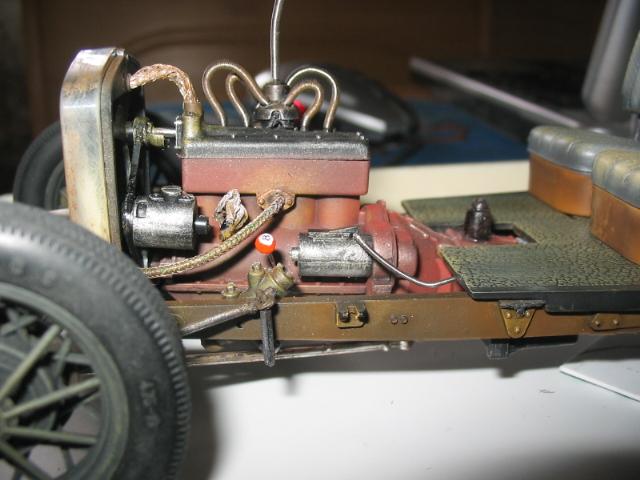 FORD Sedan nostalgia 1931... TERMINé Img_6226