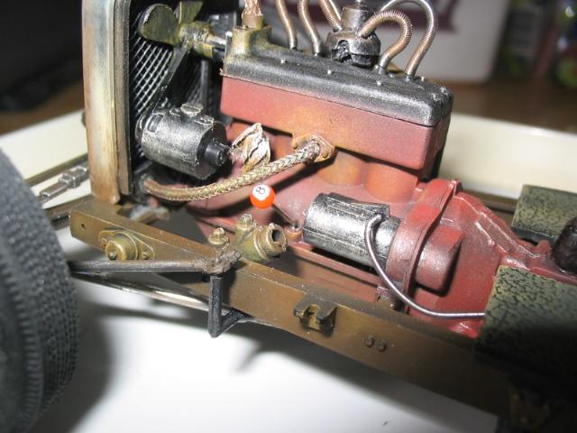 FORD Sedan nostalgia 1931... TERMINé Img_6227