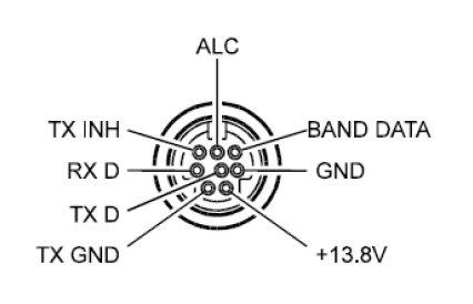 Interface pour le FT-817 Din_8_10