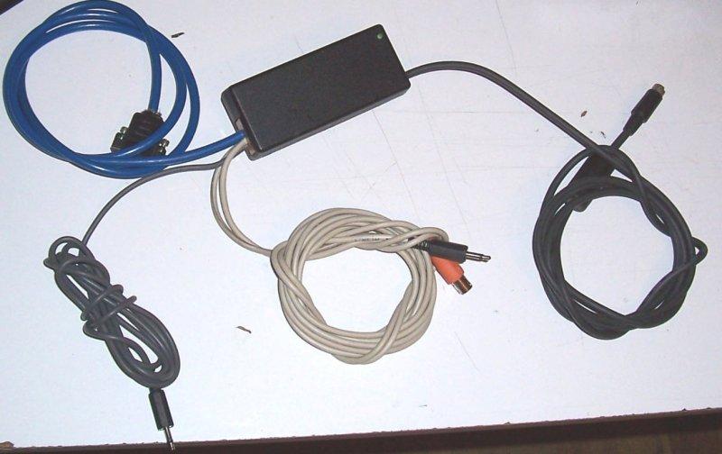 Interface pour le FT-817 Ft81710