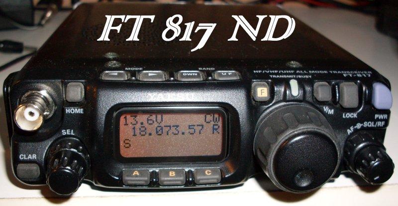 Interface pour le FT-817 Sdc10614