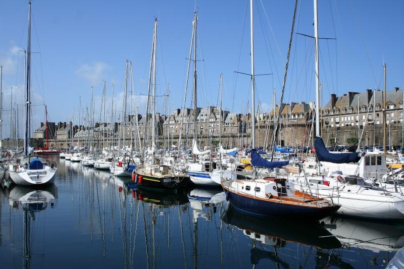 Saint-Malo [La cité Corsaire] - Page 3 Bassin11