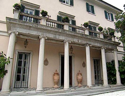 George Clooney's House in Lake Como, Milan, Italy Como310