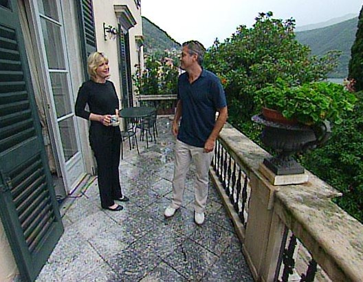 George Clooney's House in Lake Como, Milan, Italy Como410