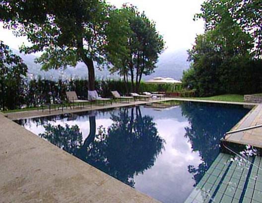 Villa Oleandra - George Clooney's House in Lake Como, Milan, Italy Como910