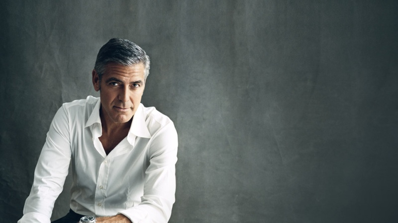 George Clooney - Omega watches Omega10