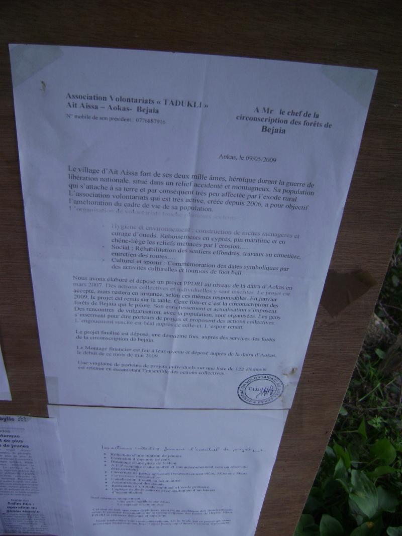 Association Volontariats Tadukli (Ait Aissa, Aokas) Dsc00625