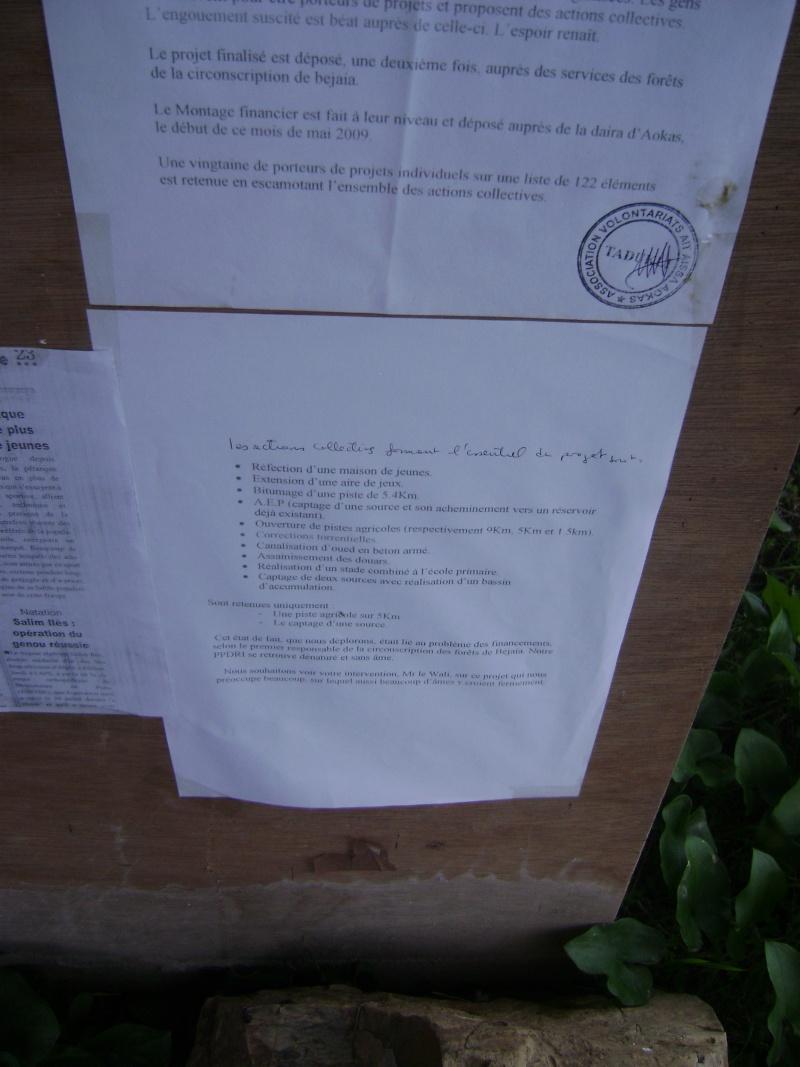 Association Volontariats Tadukli (Ait Aissa, Aokas) Dsc00626