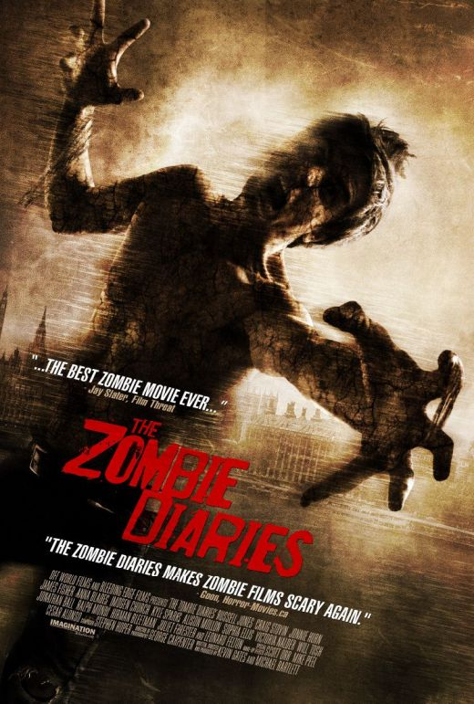 The Zombie Diaries (2006, Michael Bartlett & Kevin Gates) Poster10