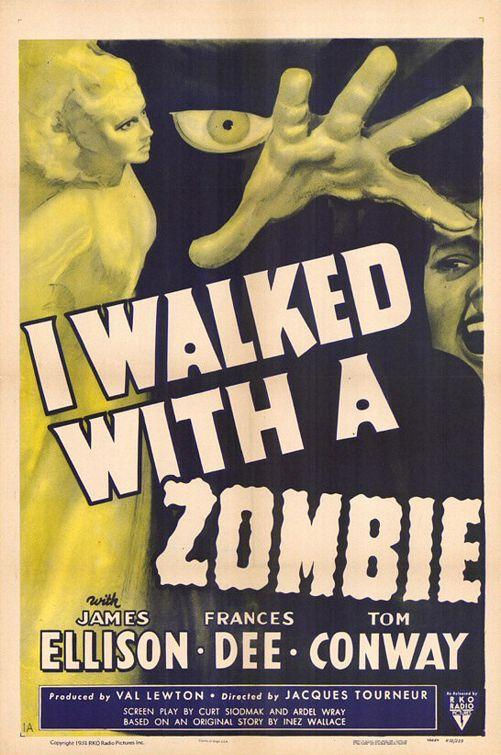 I Walked with a Zombie (1943, Jacques Tourneur) Tourne10