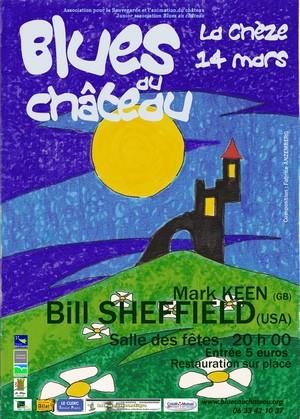 Bill Sheffield à La Chèze (22) le 14 mars 2009 Blues_10