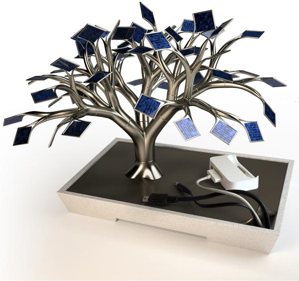 Projet du bonsaï écologique rechargeur branché en USB 79292110