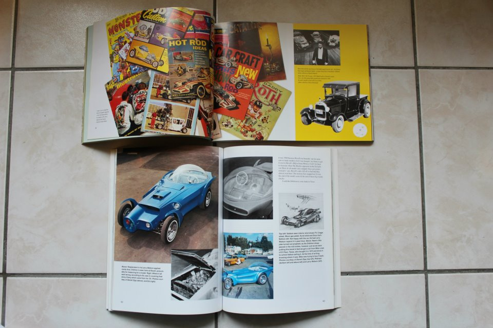 "Livres sur Ed ""Big Daddy""Roth + mag Big Block et Rod Kustom 48660710"
