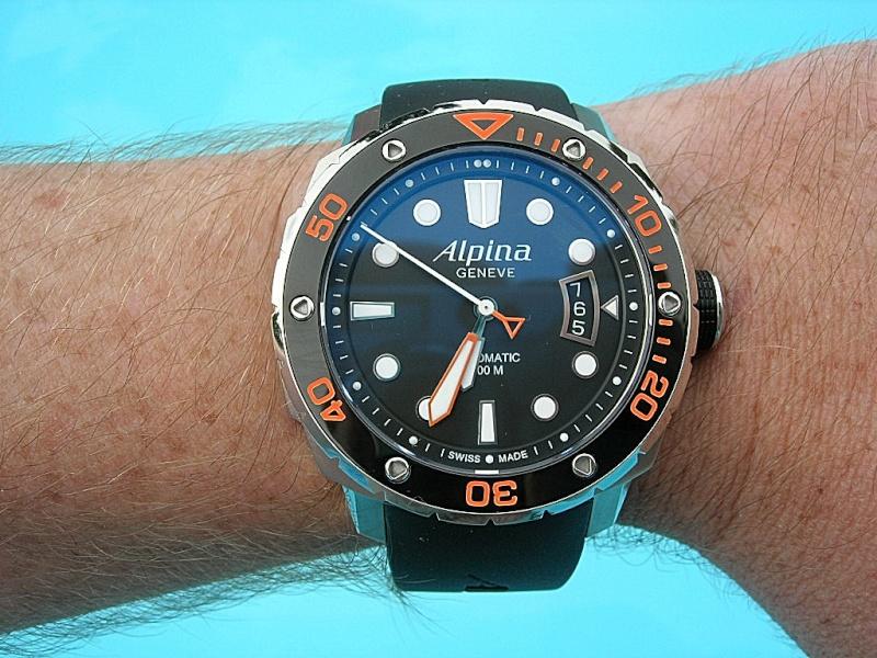 Montre Alpina extreme diver 300 Dscn7610