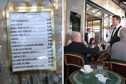 MAISONS DE THE/CAFES DU MONDE Consos11