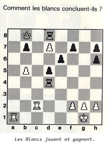 Les Echecs, ce Roi des jeux : 64 cases, 32 pièces, etc ... - Page 2 Enigme10