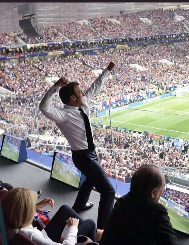 Coupe du monde de football 2018 - Page 9 Macron10