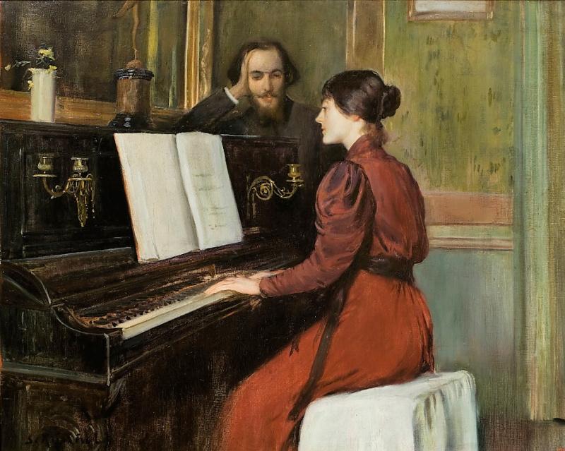 Ces tableaux qui nous racontent une histoire... Romanc10