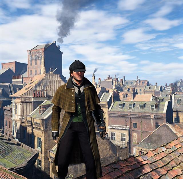 La série des Assassin's Creed Sherlo11