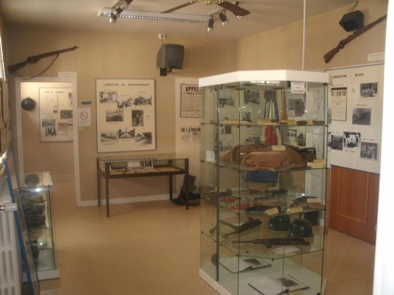 musée de la résistance de Blois  (Loir & Cher) Gedc4528