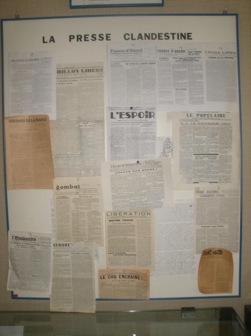 musée de la résistance de Blois  (Loir & Cher) Gedc4546