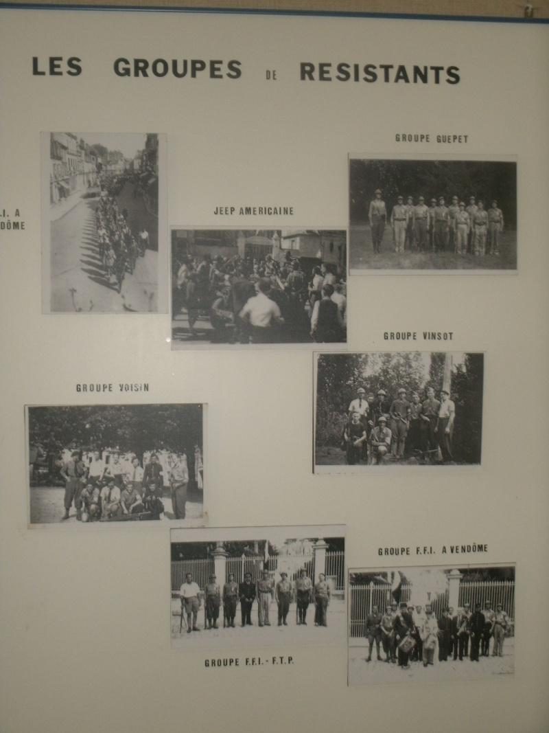 musée de la résistance de Blois  (Loir & Cher) Gedc4611
