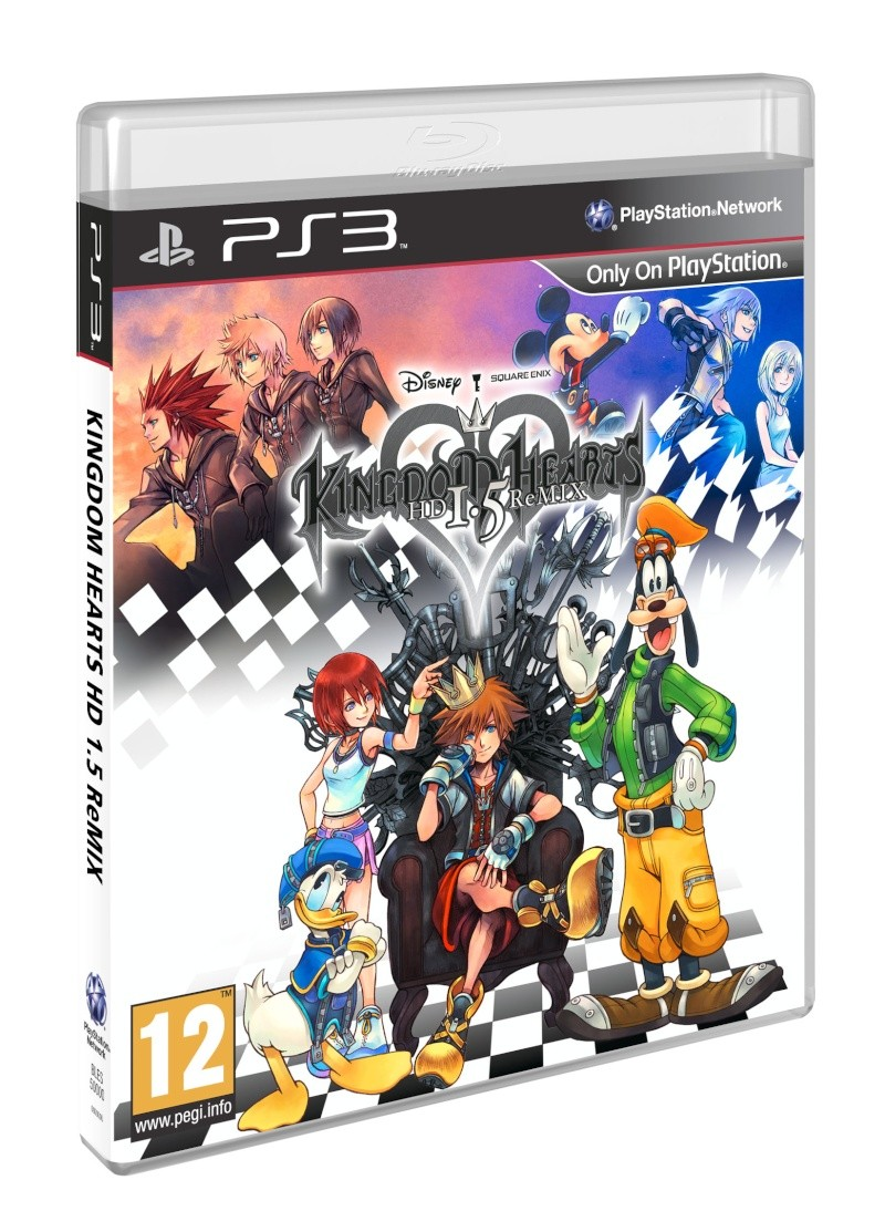 [GAME] Kingdom Hearts 1.5 HD Remix Edition limitée PS3 Kingdo10