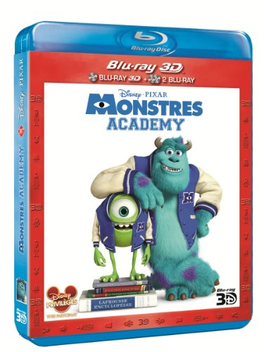 [DVD & Blu-Ray Disc] Monstres Academy (novembre 2013) Unknow11