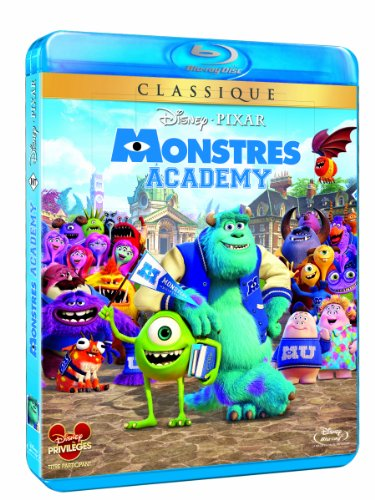 [DVD & Blu-Ray Disc] Monstres Academy (novembre 2013) Unknow12
