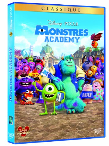 [DVD & Blu-Ray Disc] Monstres Academy (novembre 2013) Unknow13