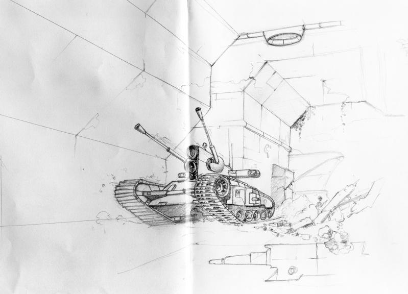 Nos coups de crayon, dessins et autres gribouillis... Blinda10
